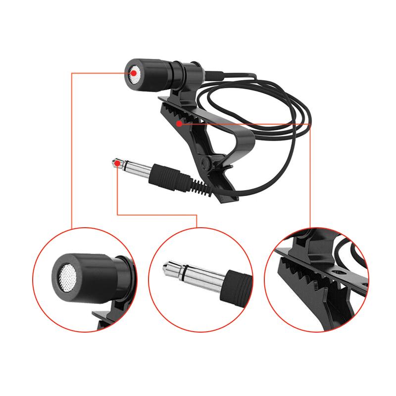 Mikrofon krawatowy LTG M-2 LTG M-2 (3)